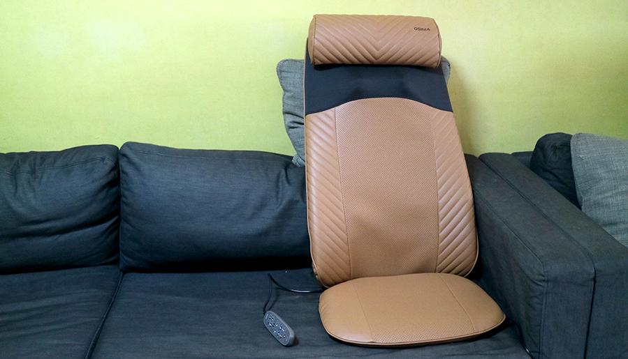 OSIM uJolly Turn Every Chair into a Massage Chair Amazingly Still