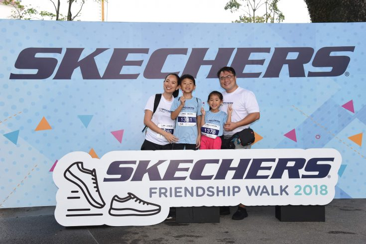 Everyday with Skechers Amazingly Still
